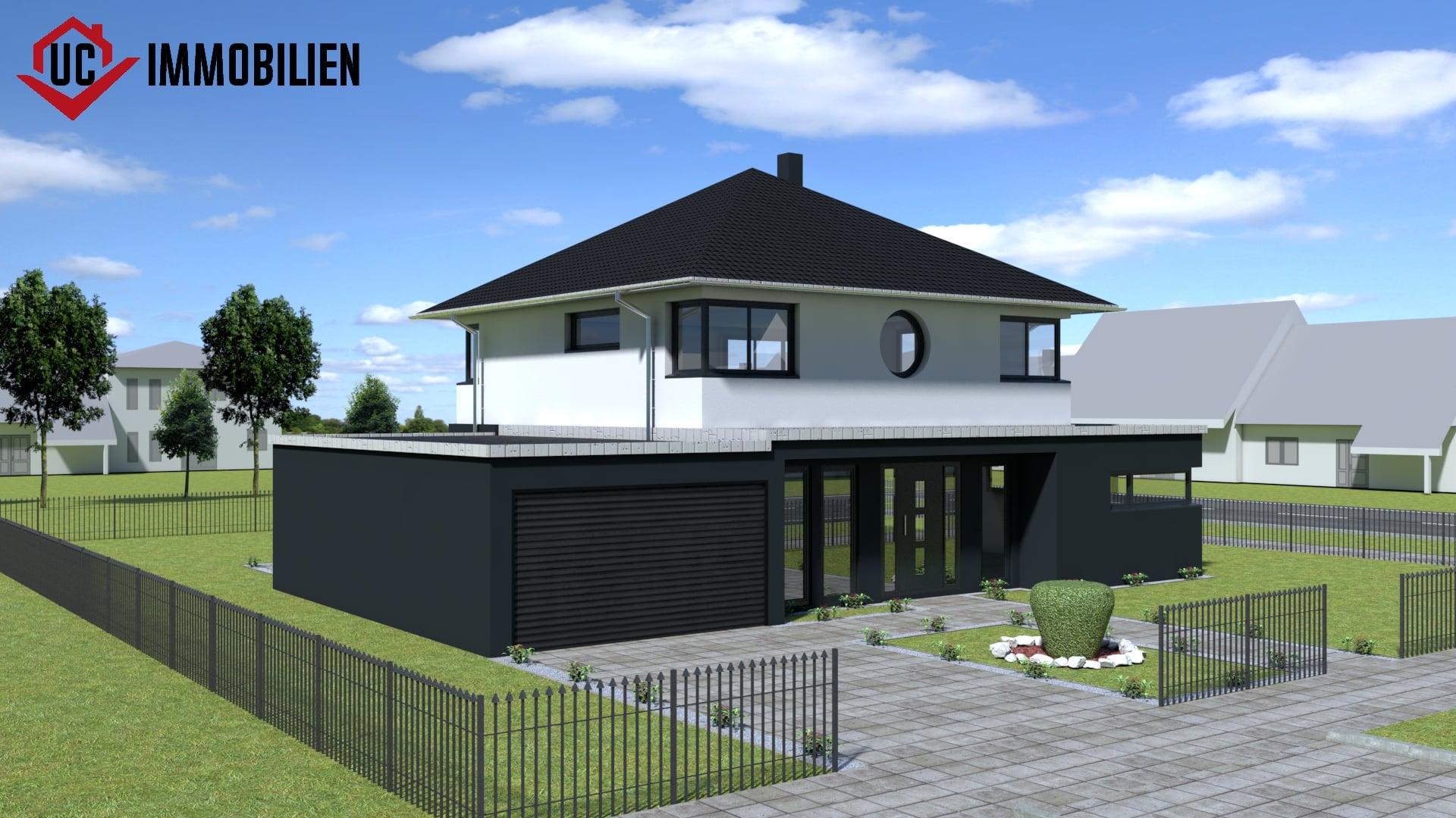 Referenz – Worpswede Einfamilienhaus – UC Immobilien